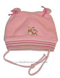 Демисезонные финские шапочки для малышей