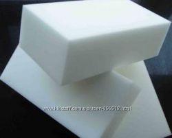 Меламиновые губки белые отличного качества