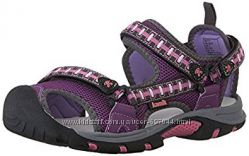 Босоножки Kamik Jetty Sandal Little KidBig Kid, Purple, 12 M р. 29-18см