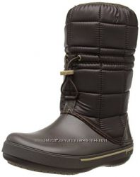сапожки Crocs Crocband11. 5 Ladies Winter Boots р. 36