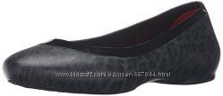 Балетки crocs Women&acutes Lina Shiny Ballet Flat 8W р. 35, 38 -25 см