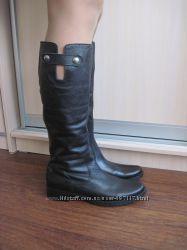 Модные стильные кожаные сапожки BDK . 41 р.