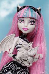Rochelle Goyle  Рошель базовая c питомцем Monster High Монстер Хай