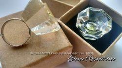 Кольцо Кристалл для Клея