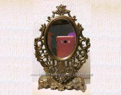 Зеркало для туалетного столика Италия барокко