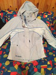 Курточки кожа и Columbia