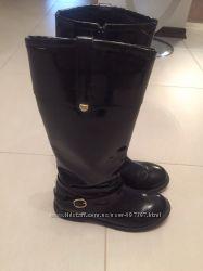 Утепленные сапожки Zara 38-38, 5
