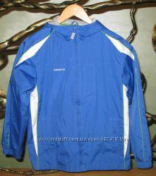 Куртка-ветровка-дождевик для мальчика 10-12лет