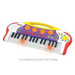 Музыкальное пианино Fisher-Price