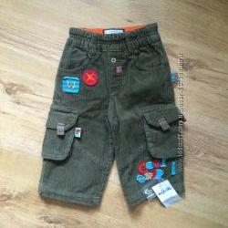 Классные вильветовые штаны новые