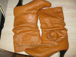 Продам  осінньо-весняні чобітки фірми Kayla - Німеччина