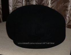 Женская фетровая шапка