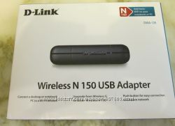 Продам USB адаптер D-Link Wireless N150 DWA 125