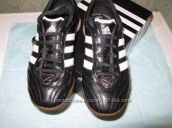 Кожаные футбольные кроссовки-ADIDAS, NIKE