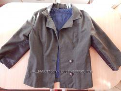 Короткий стильный пиджак