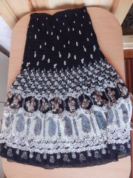 Очень шикарная красивая юбка