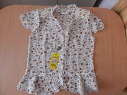 Новая летняя кофточка блузка