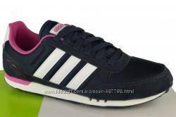 Кроссовки Adidas Neo City Racer W, р. 36, 38, 39, 41, оригинал, код ka-2147