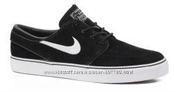 Кеды Nike Stefan Janoski, р. 38-44, замша, код mvvk-1125