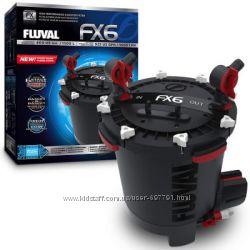 Внешний канистровый фильтр Fluval FX6