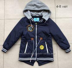 заказ 28. 03 опт15  Демисезонные куртки более 30 моделей 2-12лет
