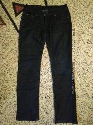 Темно-синие джинсы D&G оригинал бу в хорошем состоянии