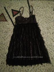 Абсолютно новое платье  Mango S-M немного с браком