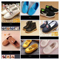 Разная обувь для деток