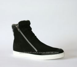 Зимние ботинки Original Style Португалия замша мех мембрана 36-40р