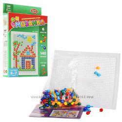 Мозаика Play Smart. Книжка с примерами