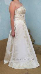 продам платье свадебное, выпускное