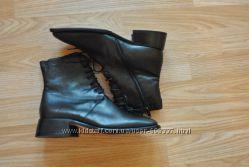 Продам новые натуральные зимние ботинки 36р