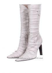 ботнки высокие кожаные VICINI Италия