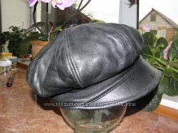 Кожа берет - кепка, или шляпка