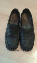 фирменные туфли мокасины Zara для мальчика