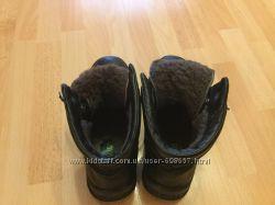 зимние ботинки Braska для мальчика 35 р