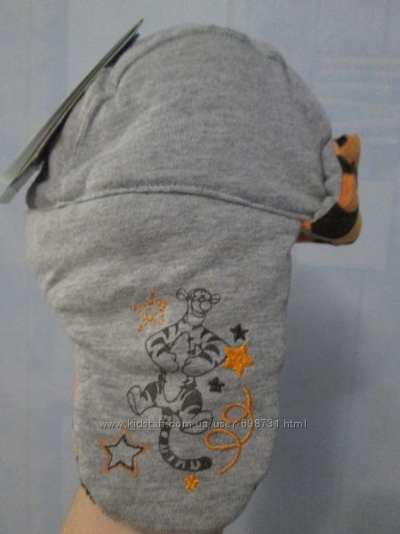Шапка ушанка Adidas Disney детская W43612