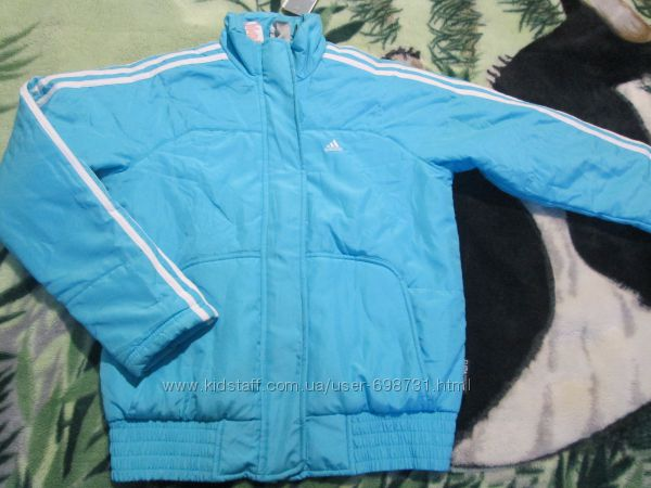 Куртка Adidas демисезонная рост 152 см и 164см