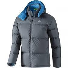 Мужской пуховик Adidas Basic down jacket O46604Размер L 52-54