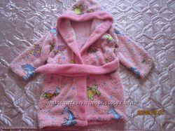 Продам мягенький теплый халатик для девочки