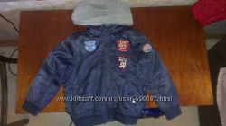 Куртка демисезонная George 104-110 р. бу