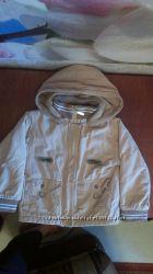 Куртка на мальчика демисезонная 92-98р бу