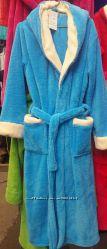 женские халаты. софт. разные цвета и размеры