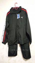 Мужские спортивные костюмы Puma и Adidas. Плащевка. Не оригинал. хл- 4хл.