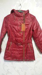 Женская демисезонная куртка-полупальто. с и хл.