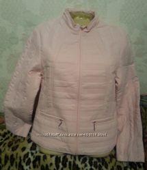 Деми куртка женская на тонком синтепоне. размеры 40-46.