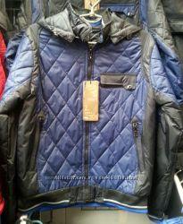 Деми-куртки, ветровки на тонком синтепоне на мальчиков подростков