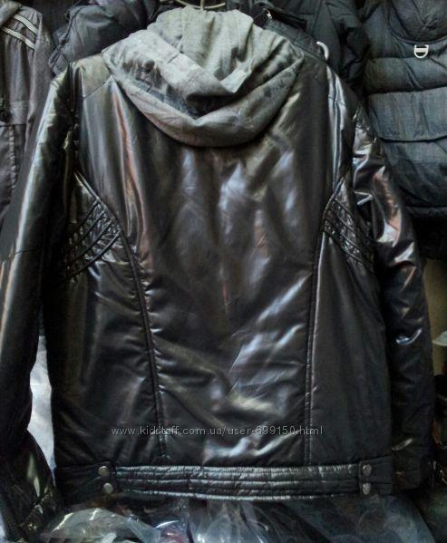 Деми-куртка, ветровка мужская на тонком синтепоне
