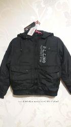Стильные деми-куртки ветровки на тонком синтепоне для мальчиков.