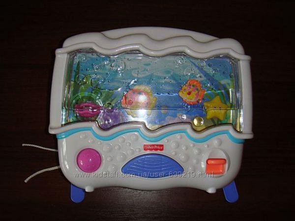 FISHER-PRICE аквариум